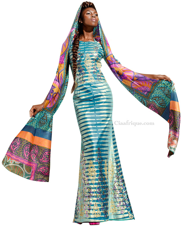 Vlisco new collection palais des sentiments