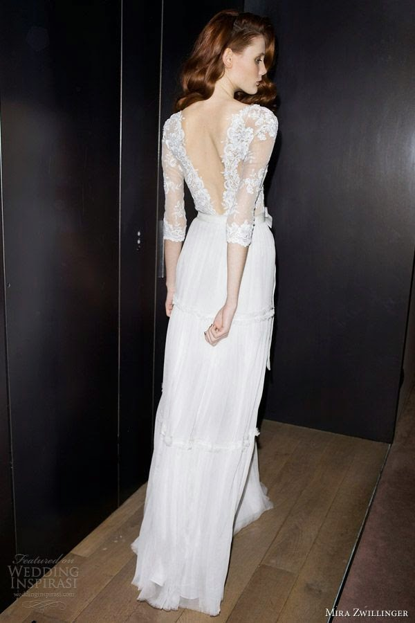 THINGS {SHE} LOVES: Pittsburgh Wedding Planner - Sleeved Wedding Dress