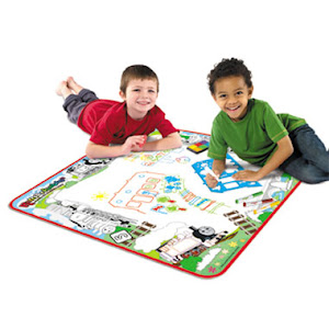 Thomas&Friends Remarkables Mat (Pre-order only) Rm75