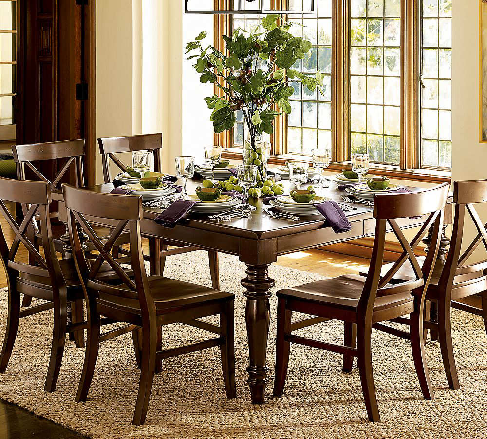 Beautiful dining room design ideas for Dining room decoration pictures
