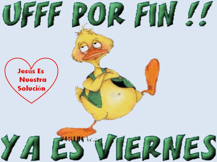 Imagenes de Viernes Hoy es Viernes! vidio ar - imagenes chistosas de dia viernes
