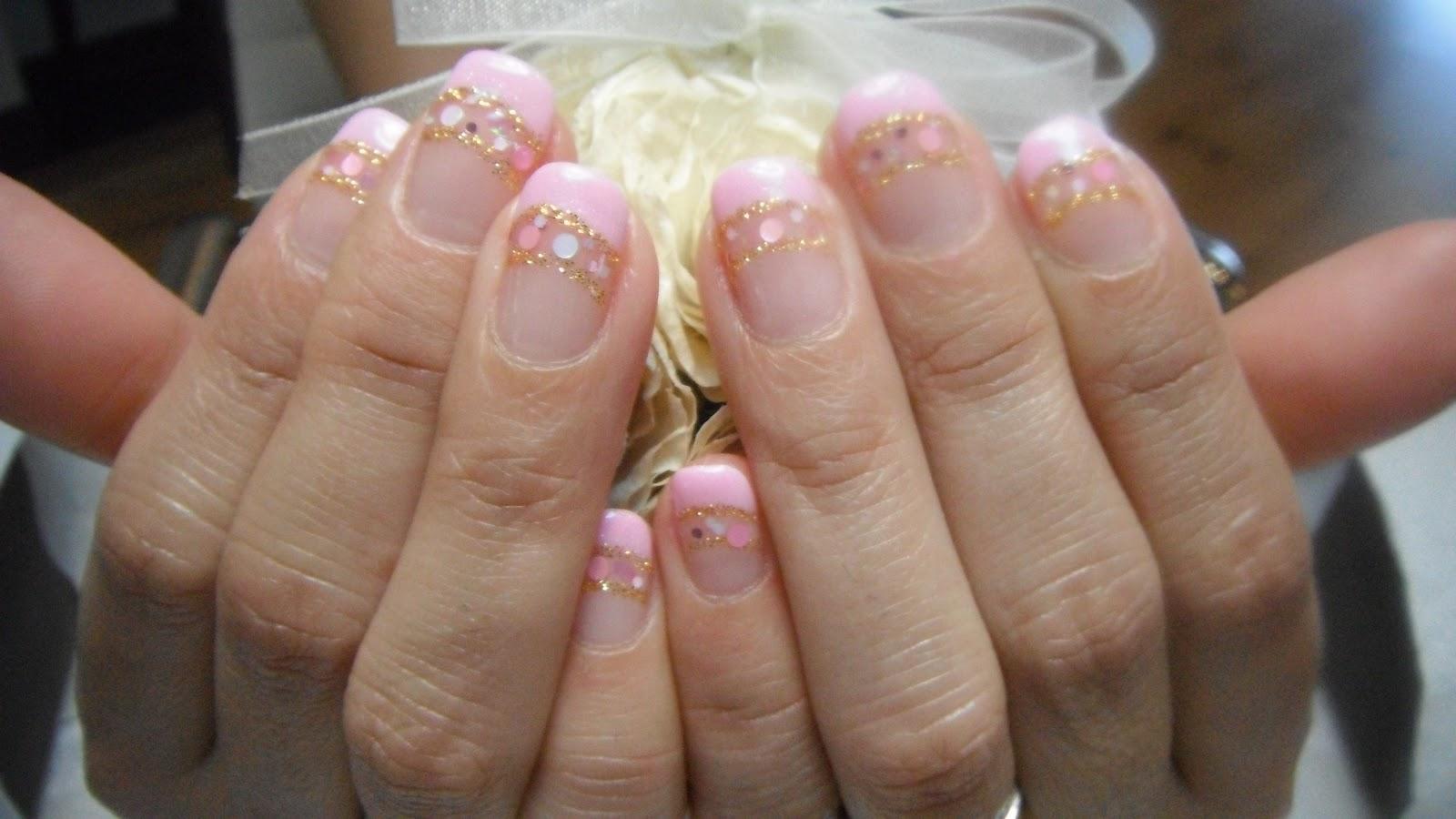 Outstanding Japanese Gel Nails Design Adornment - Nail Art Design ...