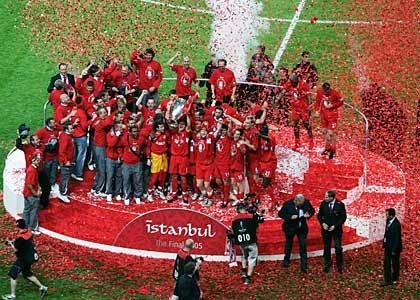 Kenangan Liverpool Di Turki