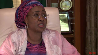 Two powerful people frustrating my husband – Aisha Buhari cries out