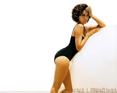 Eva Longoria Bikini HD Wallpaper