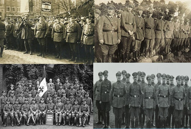 The Stahlhelm, Bund der Frontsoldaten