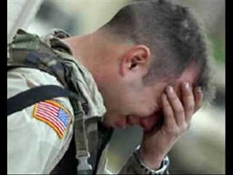 american soldiers crying -#main