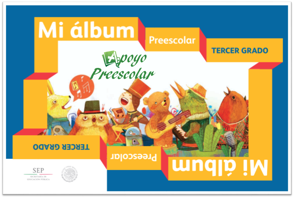 Mi álbum ~ Tercer Grado de Preescolar