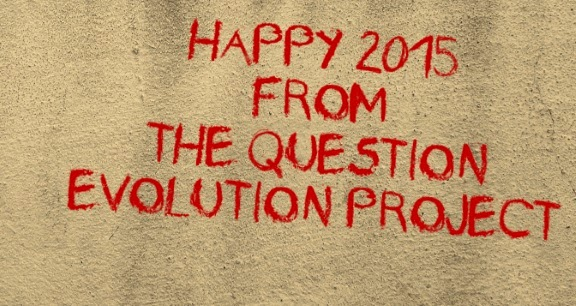 New Year's Day, Piltdown Superman, The Question Evolution Project, Question Evolution Day, Biblical Creation Science, Evolution