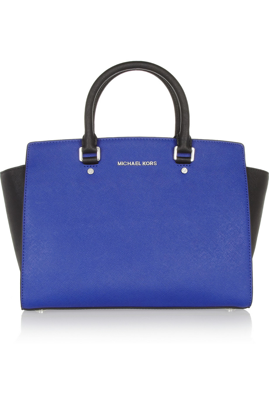 Winter Must Have : Royal-Blue and Black Bags