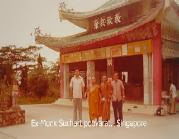 Ex-Buddhist Missionary Monk