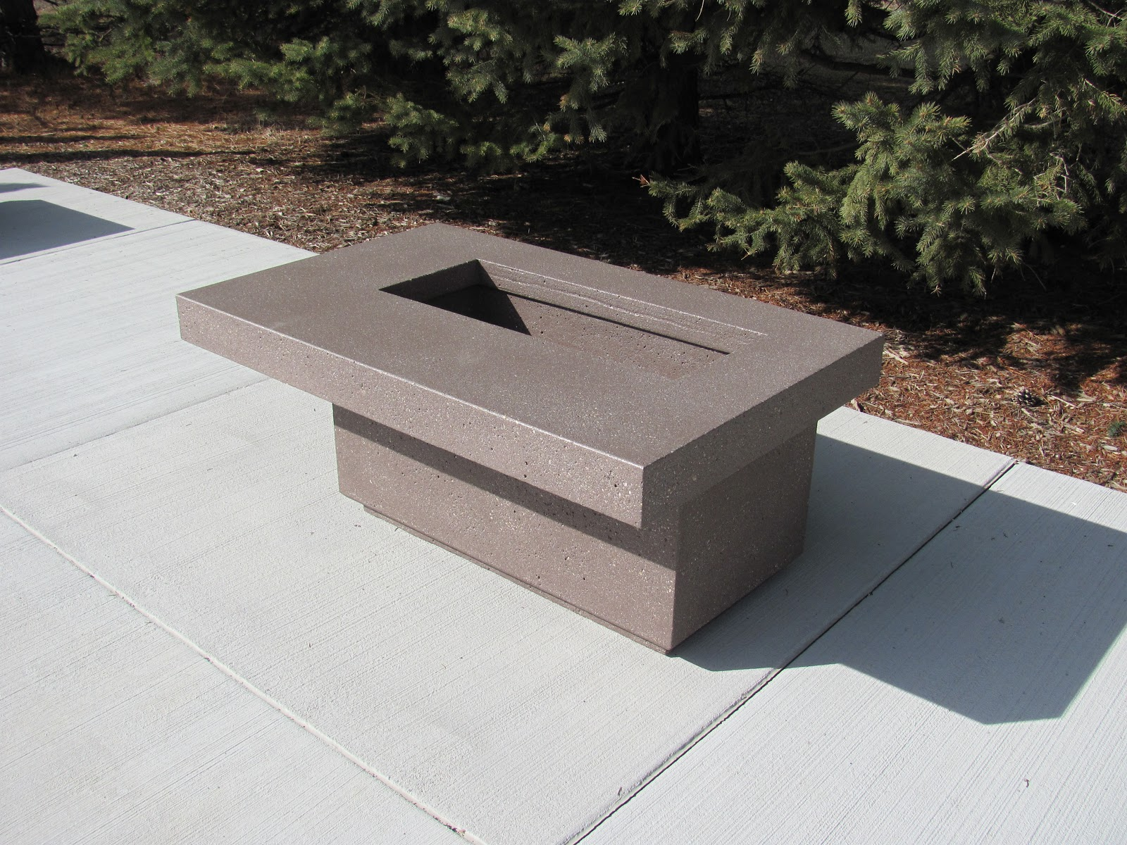 Doty and sons concrete products inc concrete Concrete planters