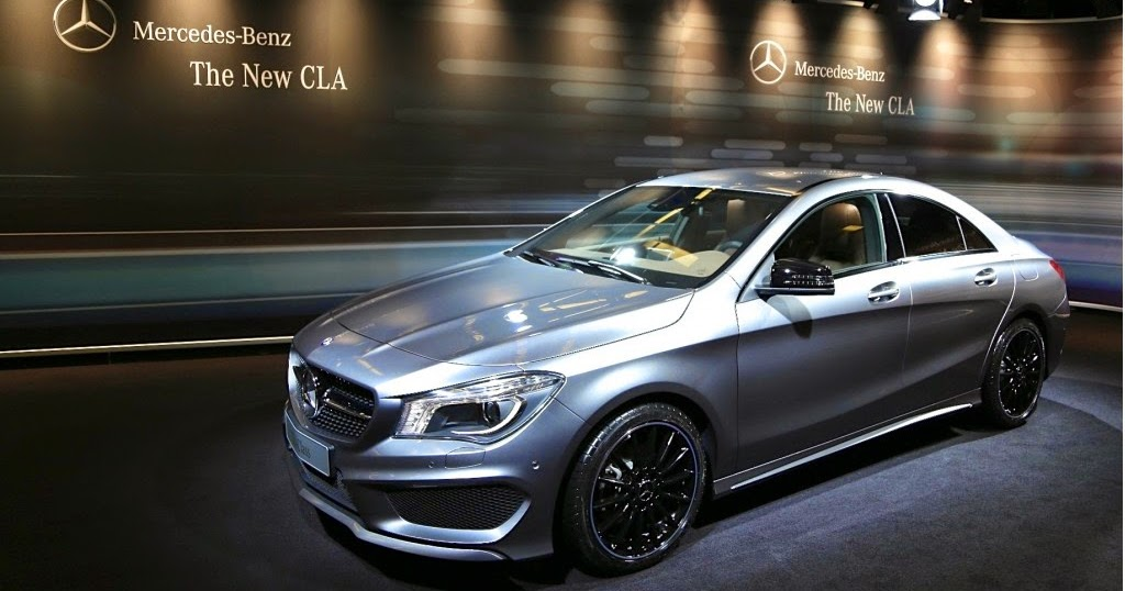 New mercedes cla in detail first commercial new coupe 2014 for New mercedes benz commercial