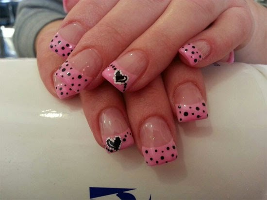 Cute Nail Art Designs Pinterest Hession Hairdressing