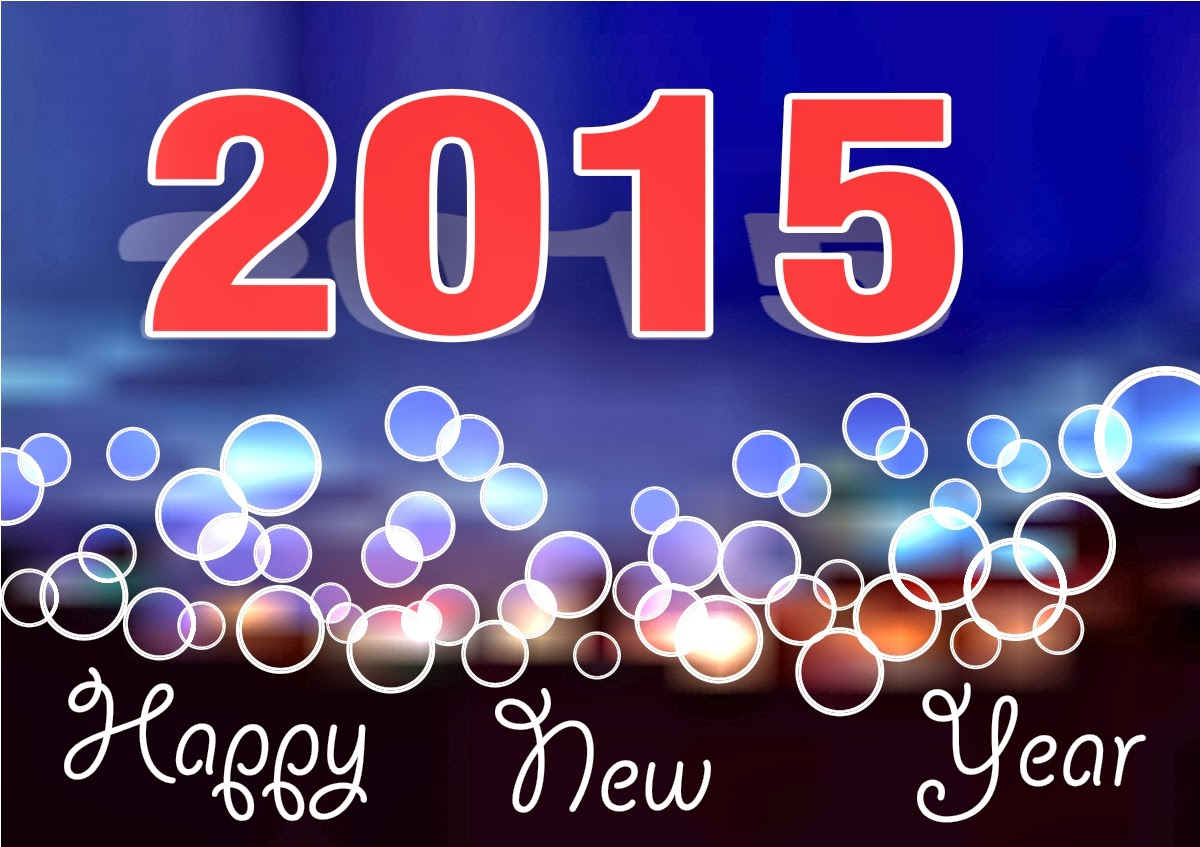 Wish you Happy New Year 2015 HD Wallpapers Images