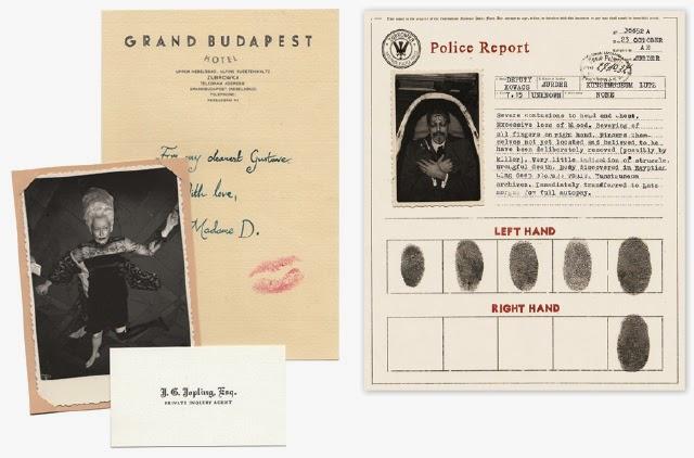 Grand Budapest Hotel Design