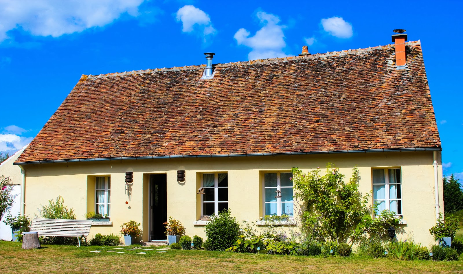 15 wonderful french countryside house architecture plans for French countryside homes