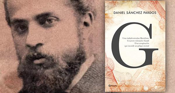 """""""G"""", la nueva novela de Daniel Sánchez Pardos"""
