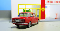 Tomica Limited Vintage LV-64a Toyota Corona