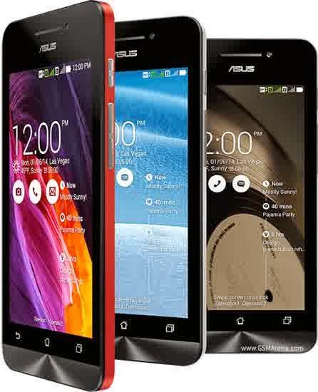 Review Asus Zenfone 4S A450CG