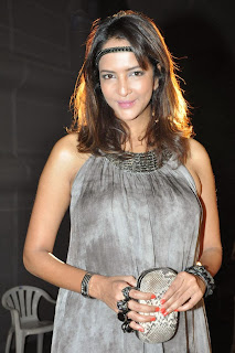 Manchu Lakshmi Prasanna Pictures in Short Dress at Chandamama Kathalu Movie Press Meet ~ Celebs Next