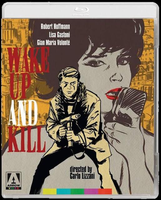 Wake Up And Kill Blu-ray cover