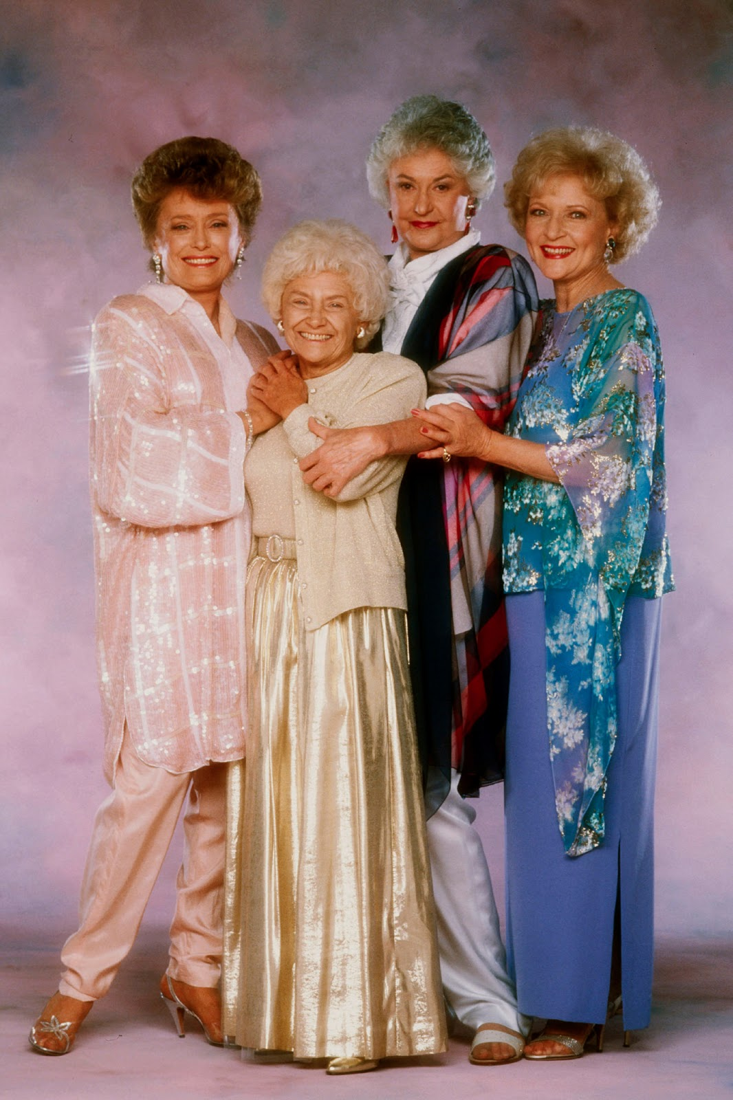 Golden girls cast the image kid has it for Why did bea arthur leave golden girls