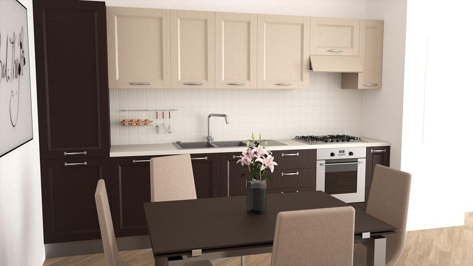 10 Disegni Cucina Incredibili Realizzati Con Palletmobili: Simo-3d.blogspot.com: Render Interni Di Modelli Creati Con