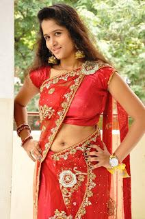 Actress Jayanthi  Saree Stills 007