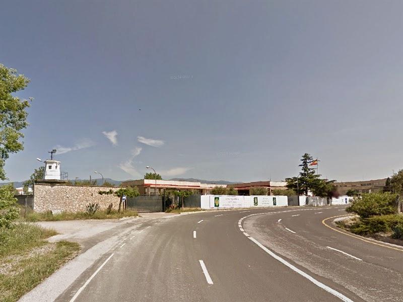 Inventari per la independ ncia base militar general for Alvarez de castro