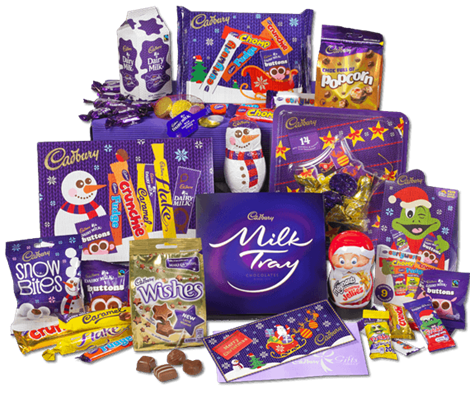 Cadbury's Essential Christmas Hamper