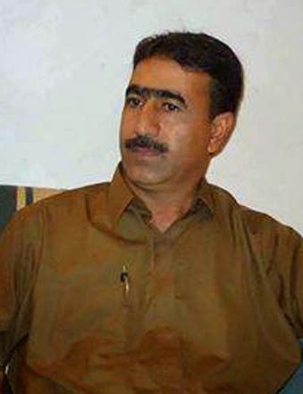 Mohammad Hashim Notezai (Ex Nazim Chaghi)