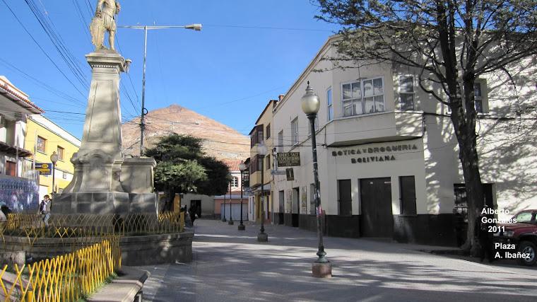 Plaza Alonso de  Ibañez