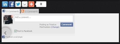 cara menyatukan komen fb dan komen blogger