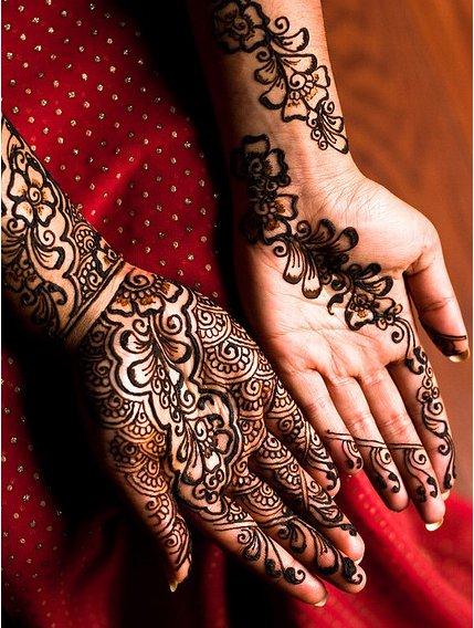 Mehndi Party Hd : Beautiful latest simple arabic pakistani indian bridal girl mehndi designs top beautifull