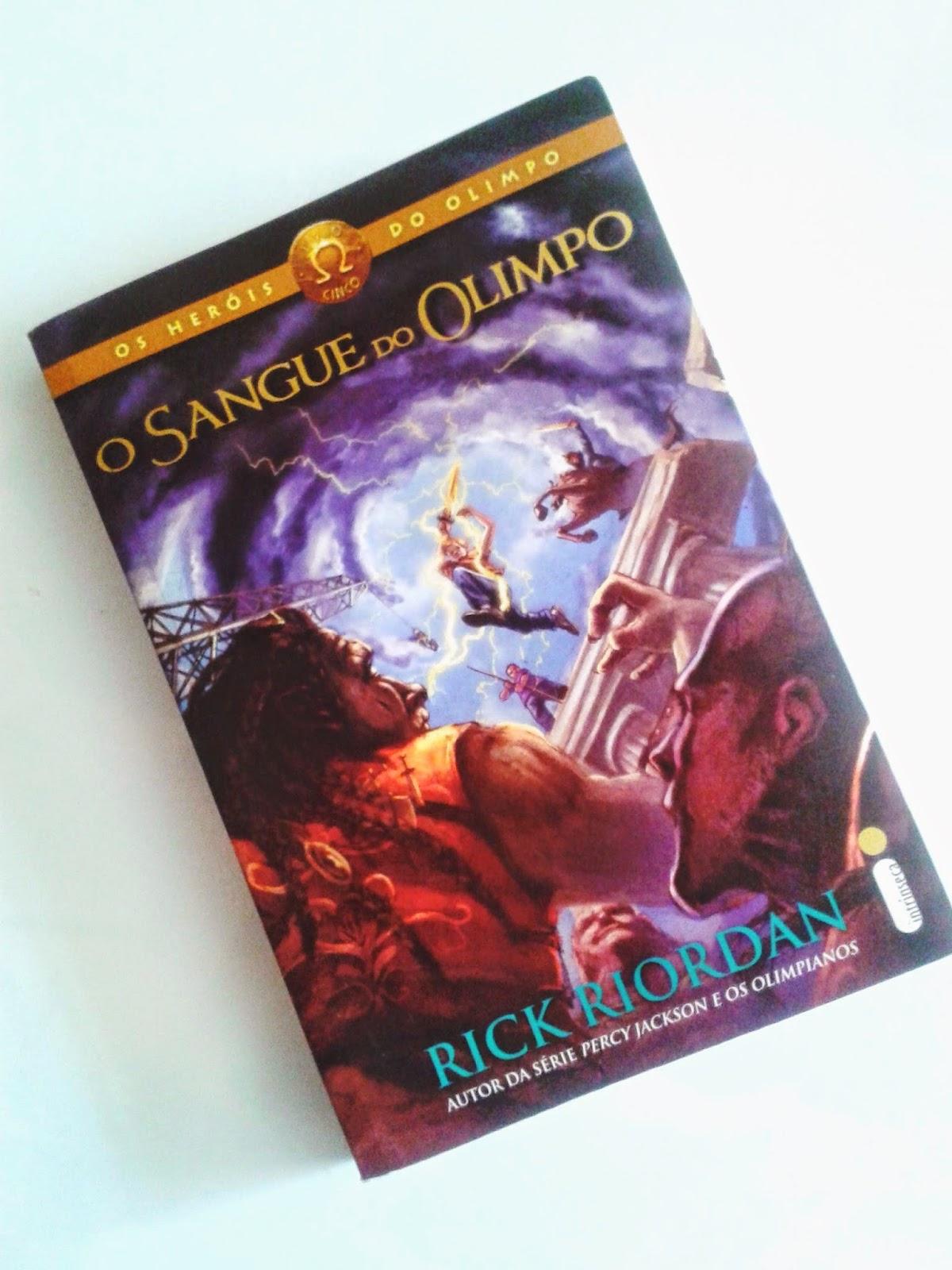 LIVRO O SANGUE DO OLIMPO PDF DOWNLOAD