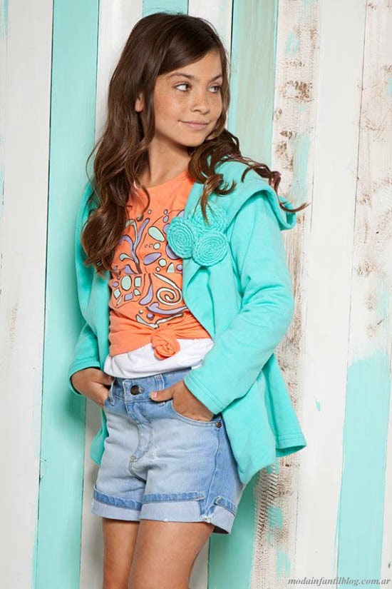 anacleta ropa nenas primavera verano 2014