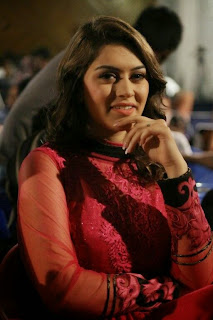 Actress Hansika Motwani Latest Pictures at Aranamanai Audio Launch  0013