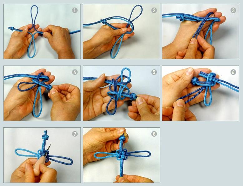 китайские узлы своими руками