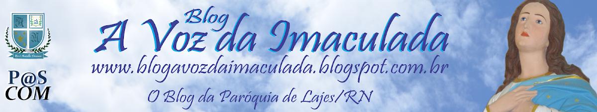 PARÓQUIA DE LAJES