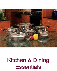 Kitchen & Dining Essentials