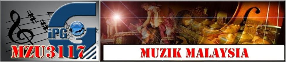 MZU3117 Muzik Malaysia