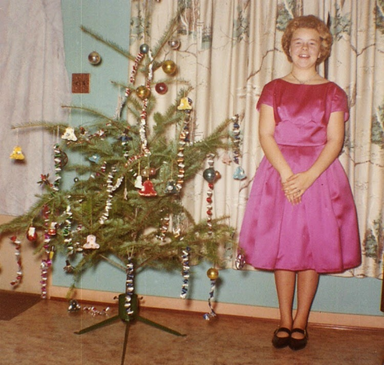 Be Inspired: 1960's Christmastime - A Vintage Nerd