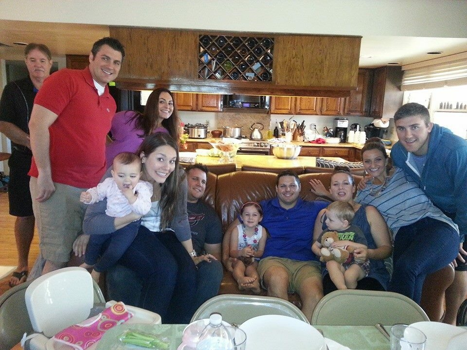 Brothers, sisters, nieces & nephews