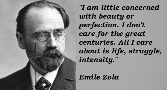 emile zola essay naturalism Emile zola was a french journalist and novelist known for his series of 20 novels known collectively as les rougon-macquart (1871-93) theatre practitioner and playwright naturalism was.