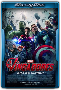 Vingadores Era de Ultron Torrent Dual Audio