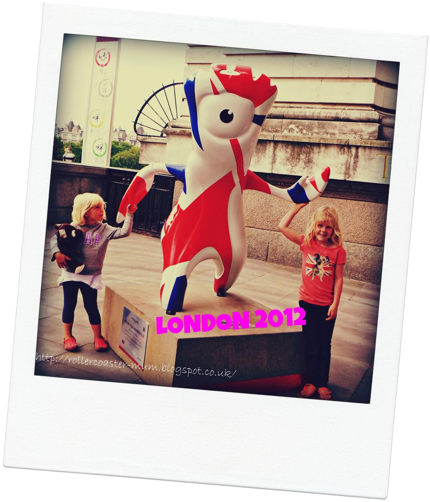 Wenlock, 2012 Olympic mascot