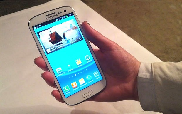 UNBOXING SAMSUNG GALAXY S3 VIDEO