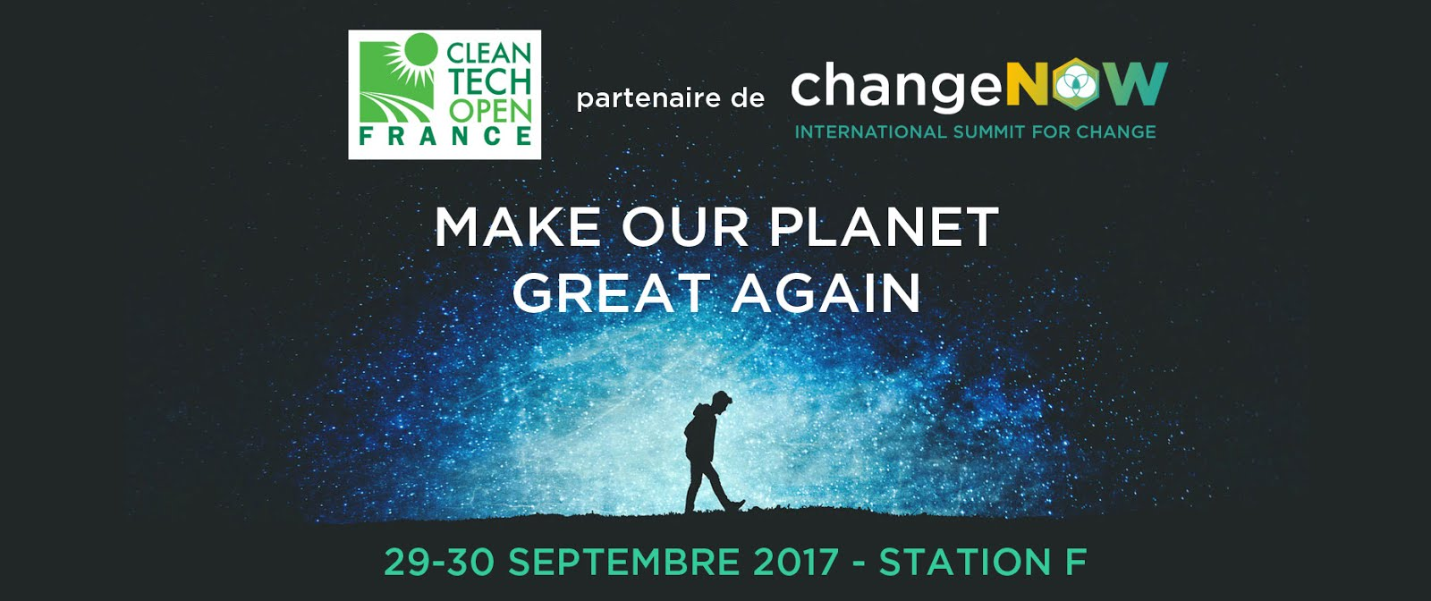 Rendez-vous les 29 et 30 septembre pour le Summit ChangeNow