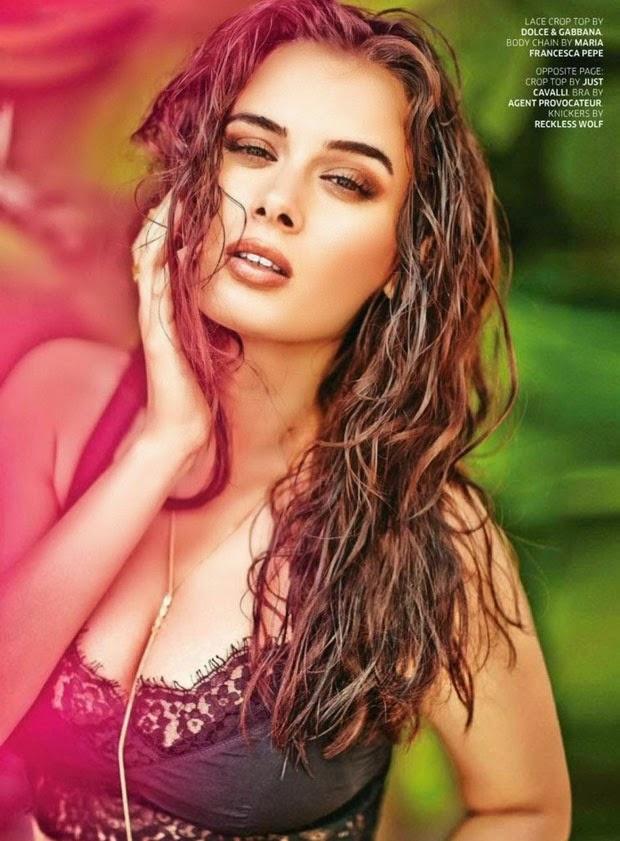 Evelyn Sharma Hot Bikini Photos
